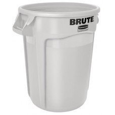 FG263200 BLANCO BASURERO BRUTE RED.121L