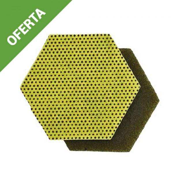 CAJA 96HEX  FIBRA DUAL 3M  (15UN)